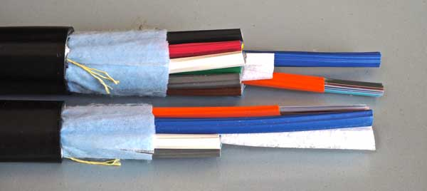 high fiber count cable
