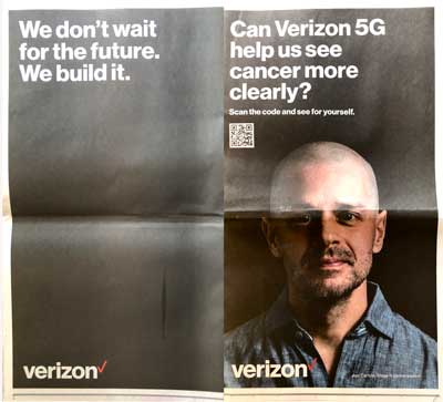 Verizon ad